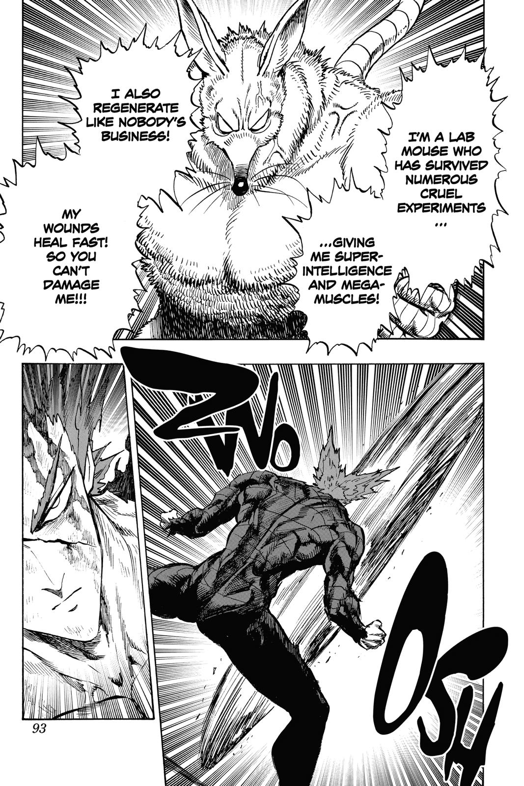 One-Punch Man, Chapter 93 image 011