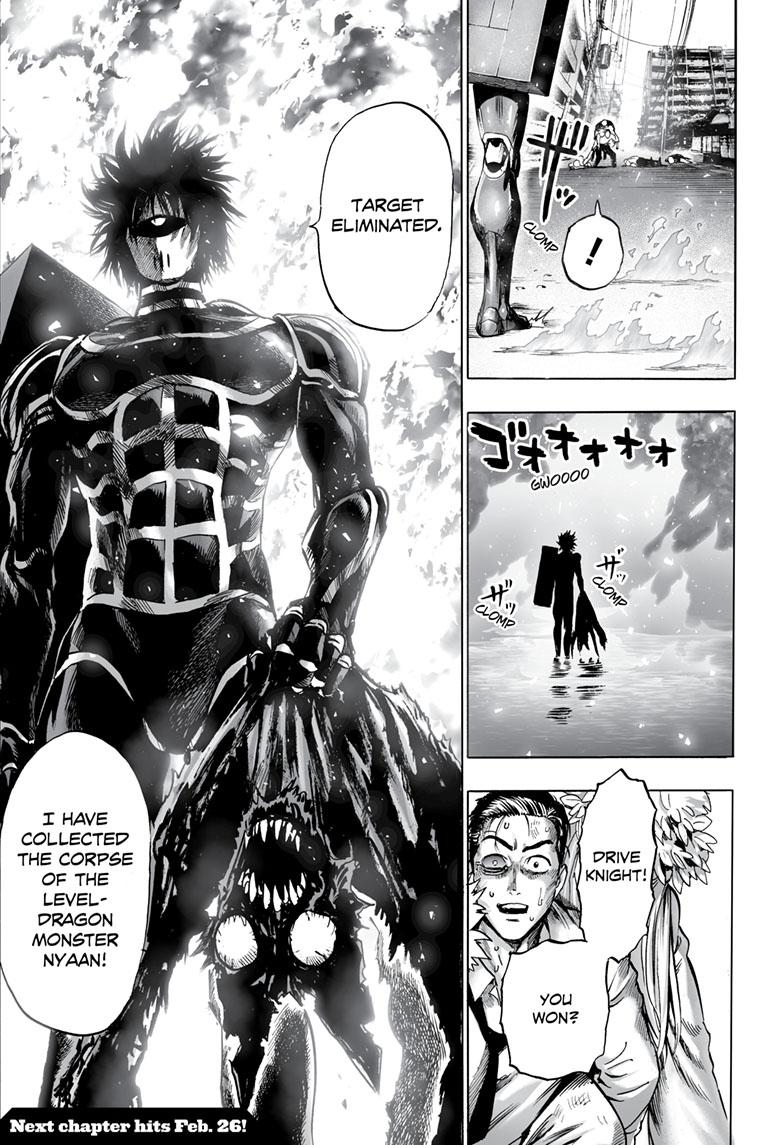 One-Punch Man, Chapter 116 image 026