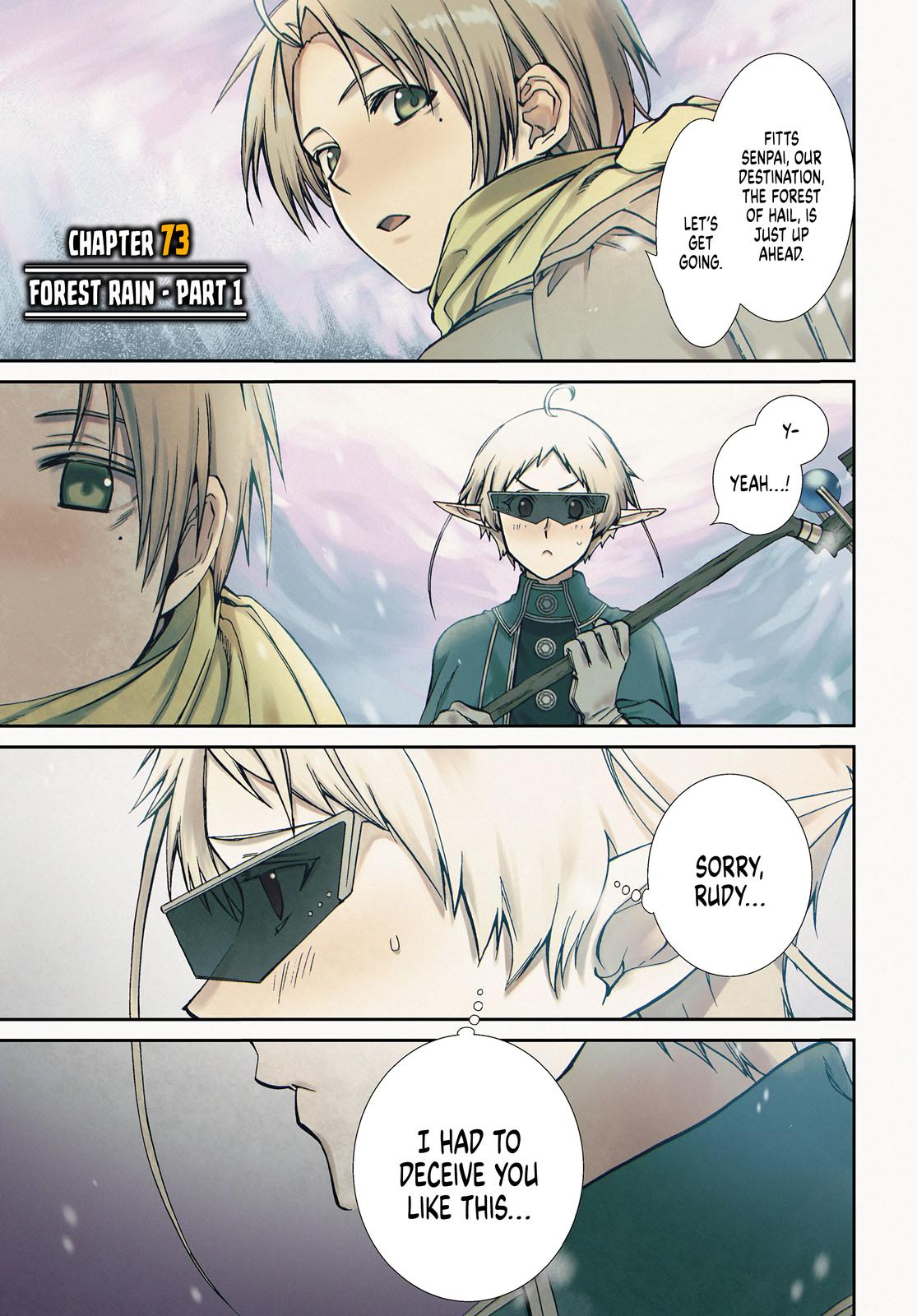 Mushoku Tensei, Chapter 73 image 001