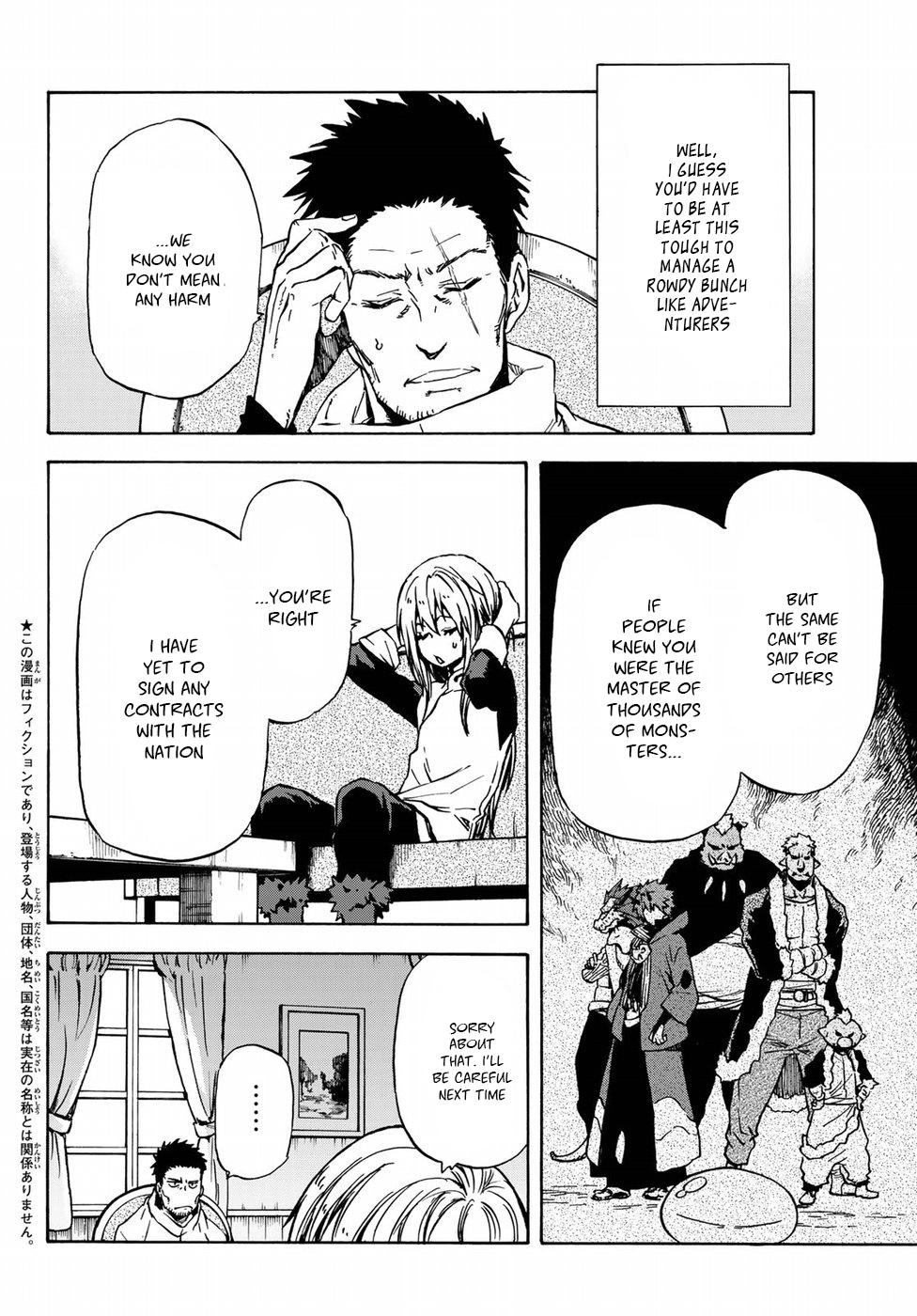 Tensei shitara Slime Datta Ken, Chapter 45 image 003
