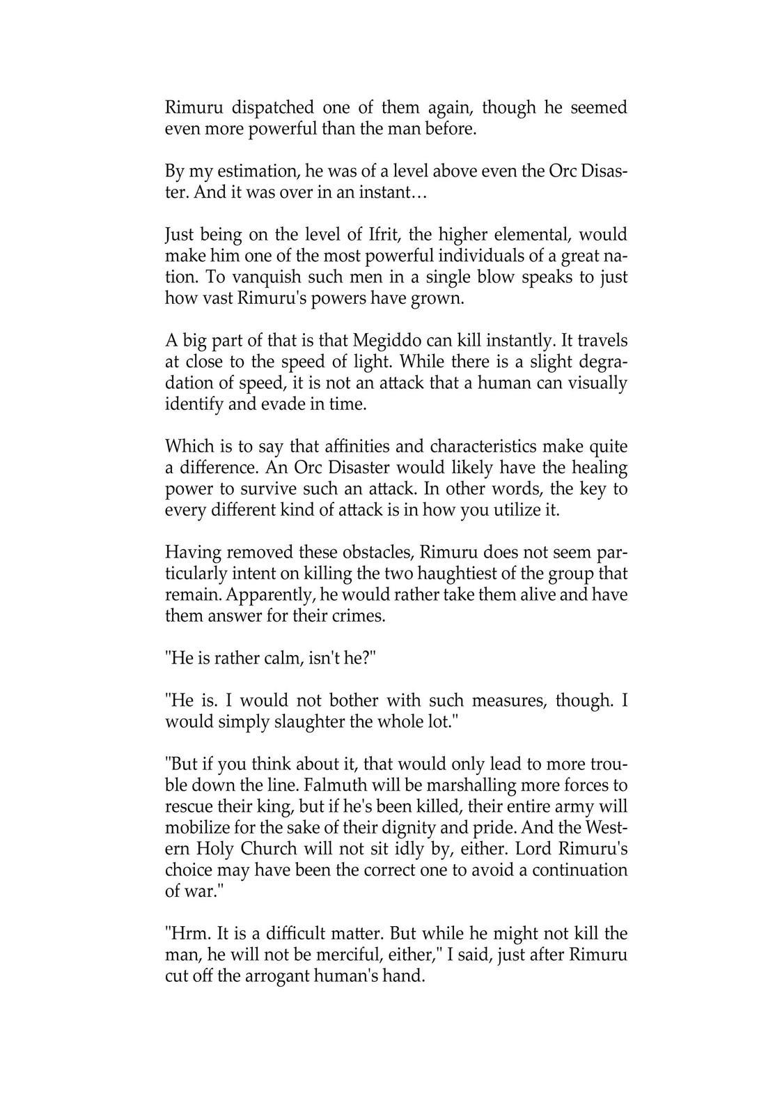 Tensei shitara Slime Datta Ken, Chapter 67.5 image 008