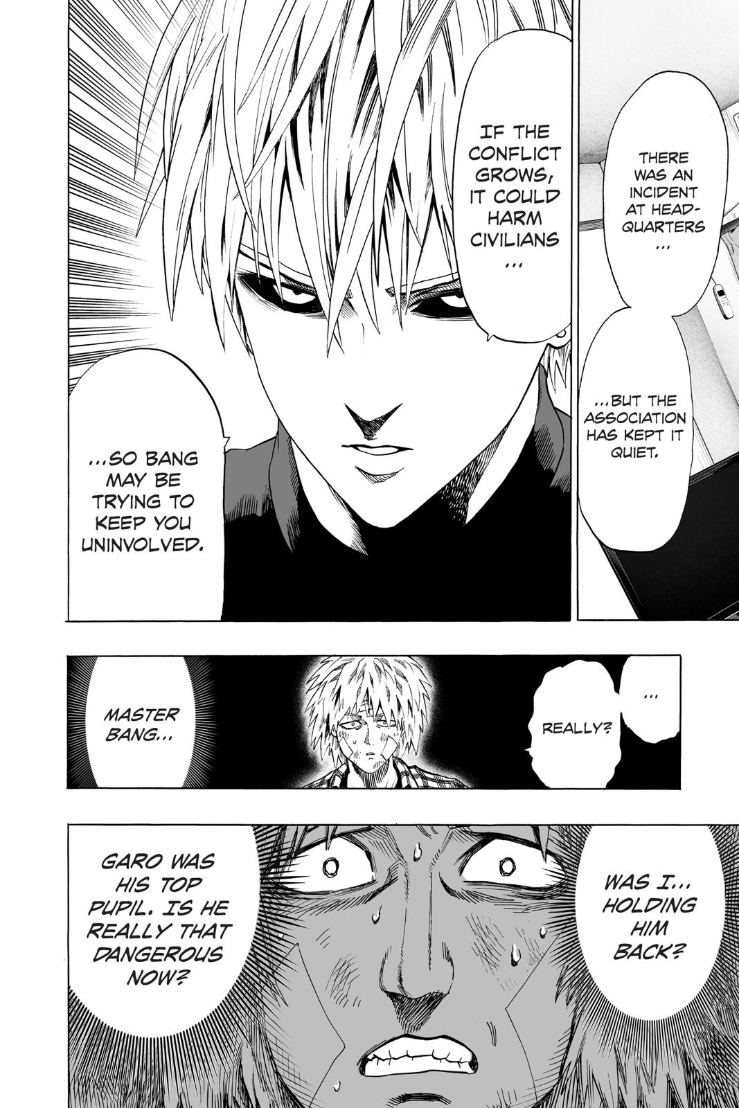 One-Punch Man, Chapter 46 image 006