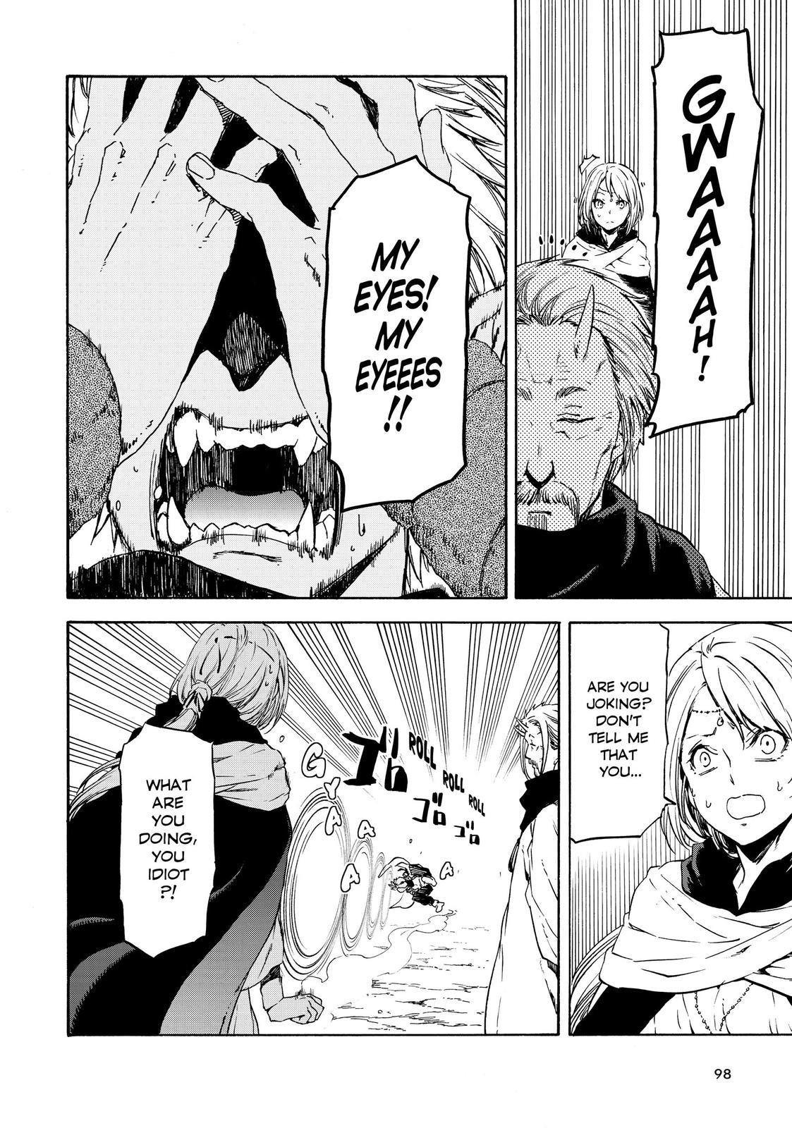 Tensei shitara Slime Datta Ken, Chapter 56 image 016