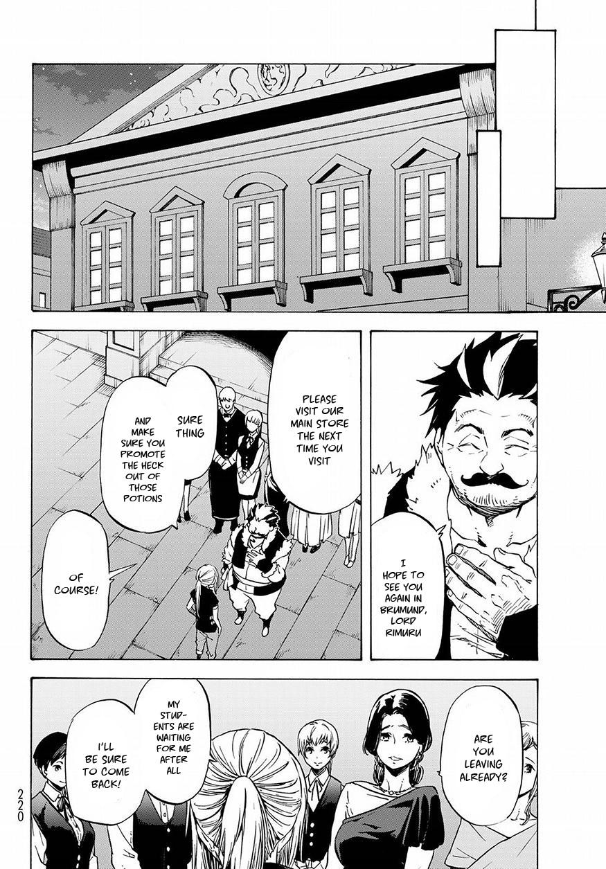 Tensei shitara Slime Datta Ken, Chapter 50 image 015