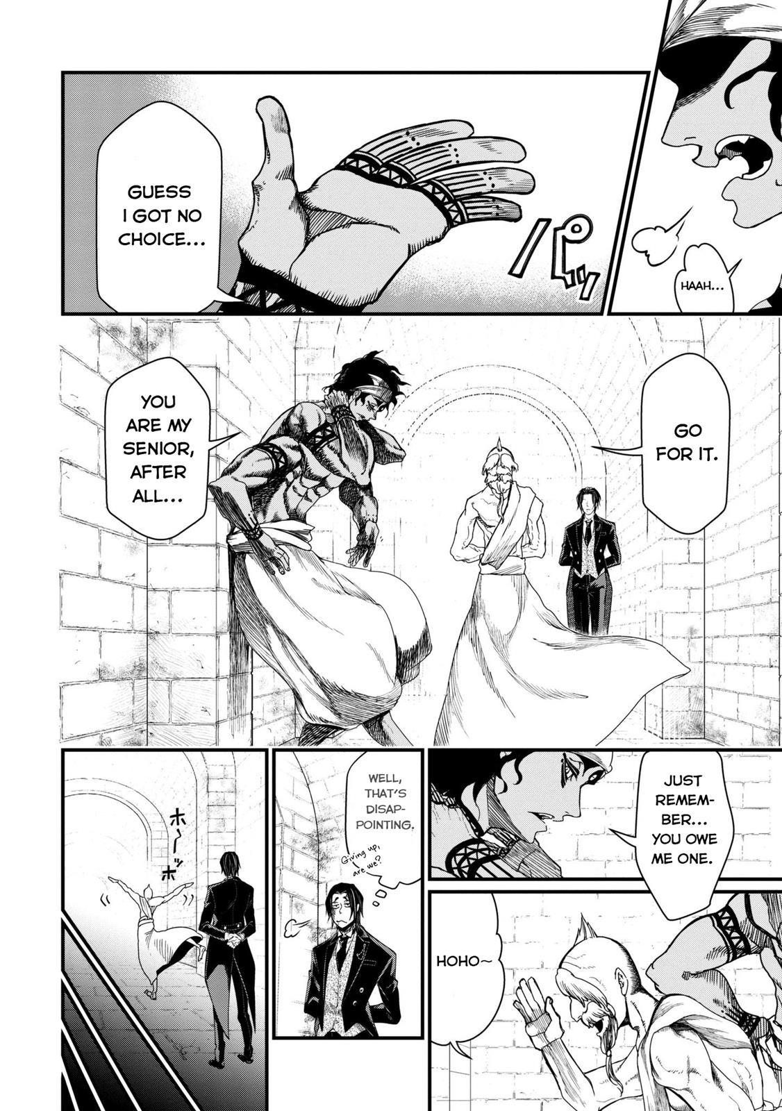 Shuumatsu no Valkyrie, Chapter 8 image 028