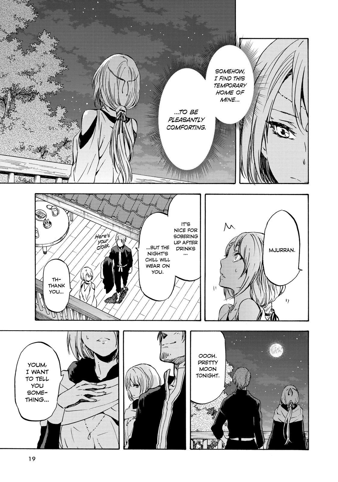 Tensei shitara Slime Datta Ken, Chapter 53 image 020