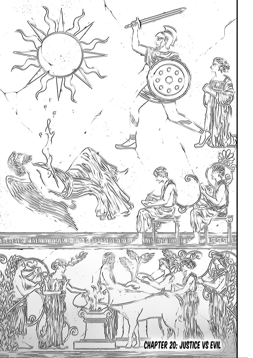 Shuumatsu no Valkyrie, Chapter 20 image 003
