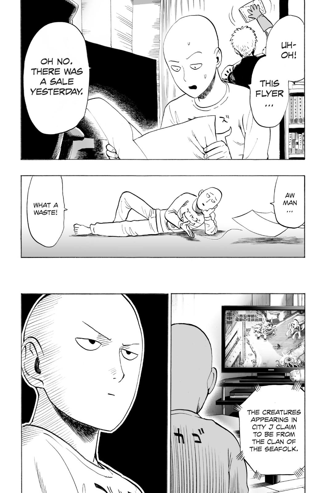 One-Punch Man, Chapter 24.5 image 028