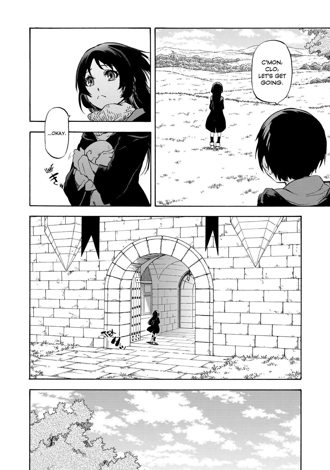 Tensei shitara Slime Datta Ken, Chapter 54 image 014