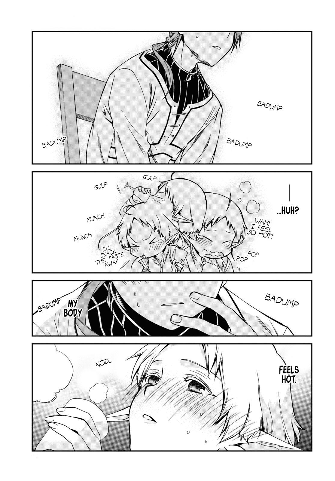 Mushoku Tensei, Chapter 76 image 16