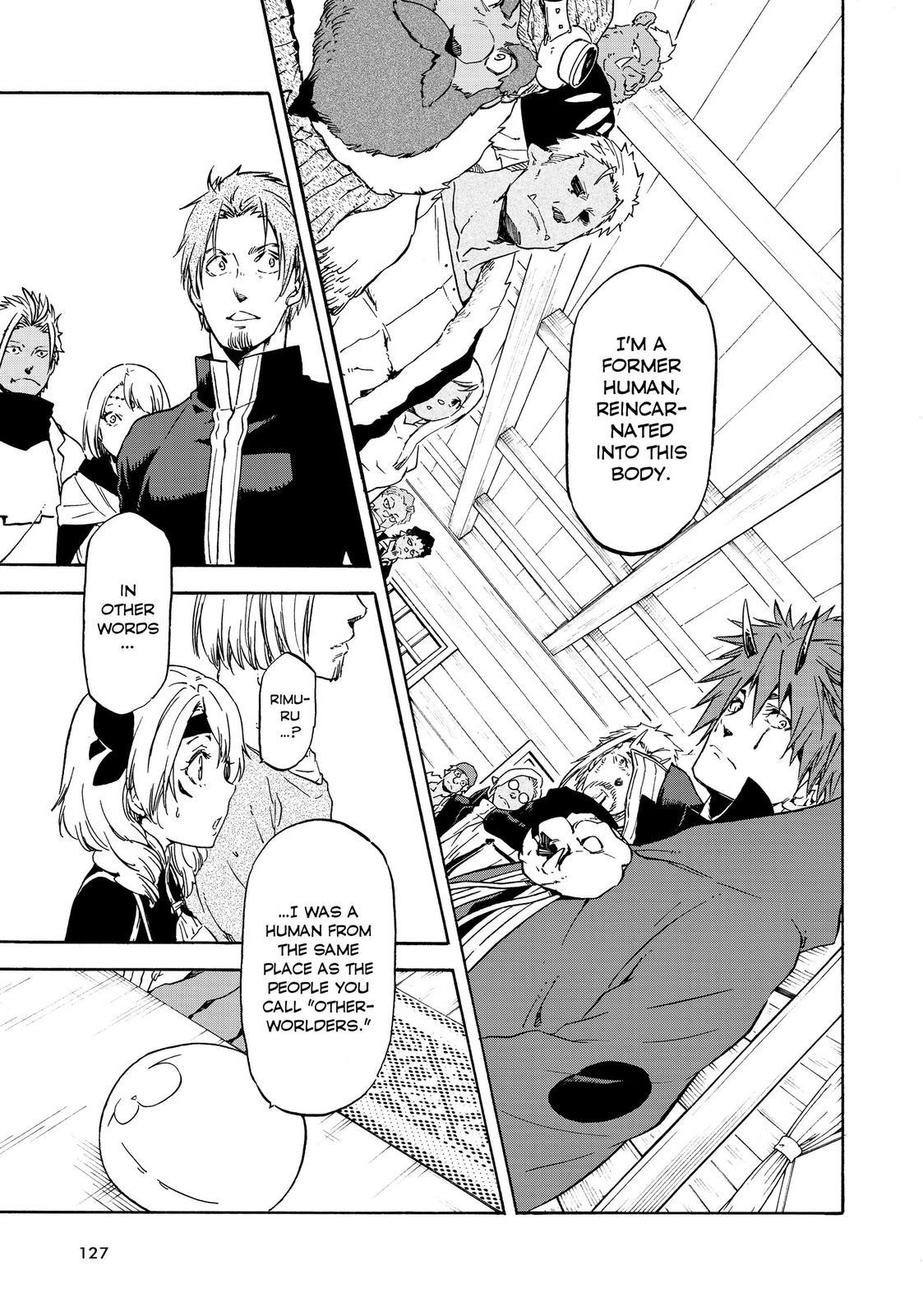 Tensei shitara Slime Datta Ken, Chapter 62 image 007