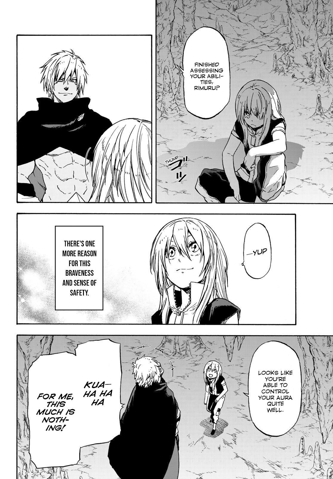 Tensei shitara Slime Datta Ken, Chapter 72 image 008