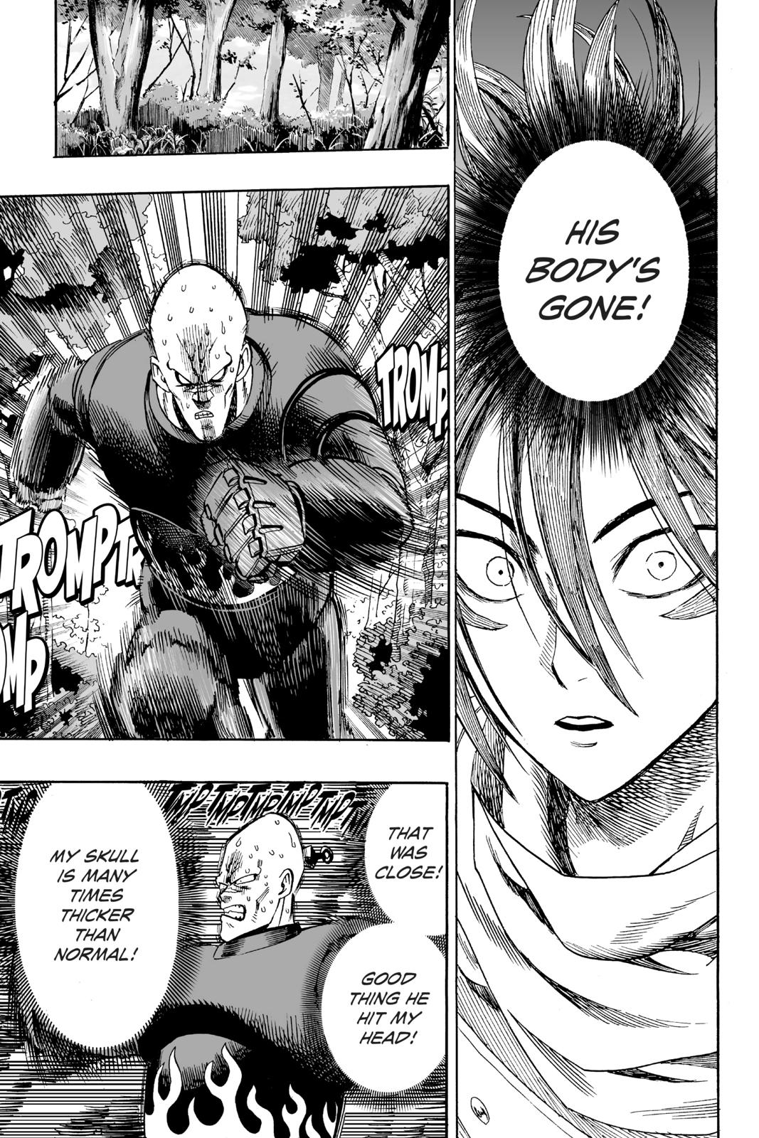 One-Punch Man, Chapter 13 image 024