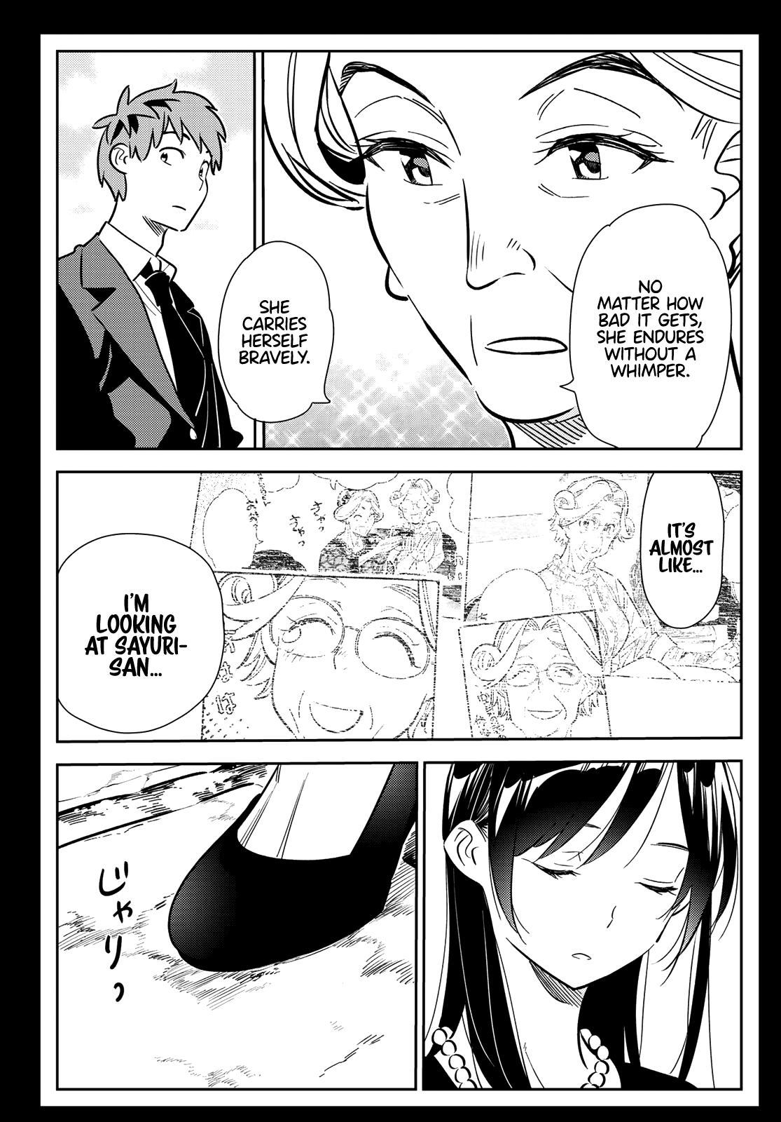 Kanojo Okarishimasu, Chapter 153 image 012