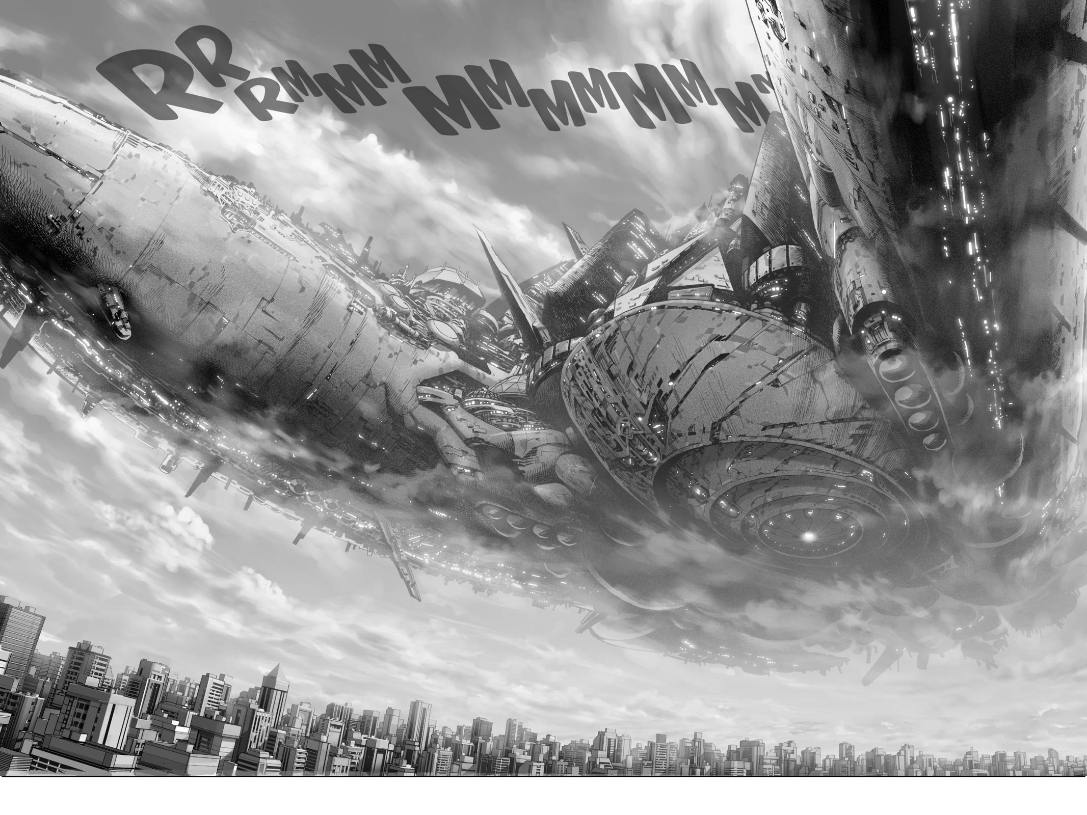 One-Punch Man, Chapter 32 image 002