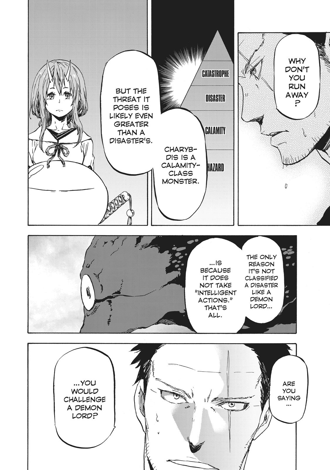 Tensei shitara Slime Datta Ken, Chapter 37 image 006