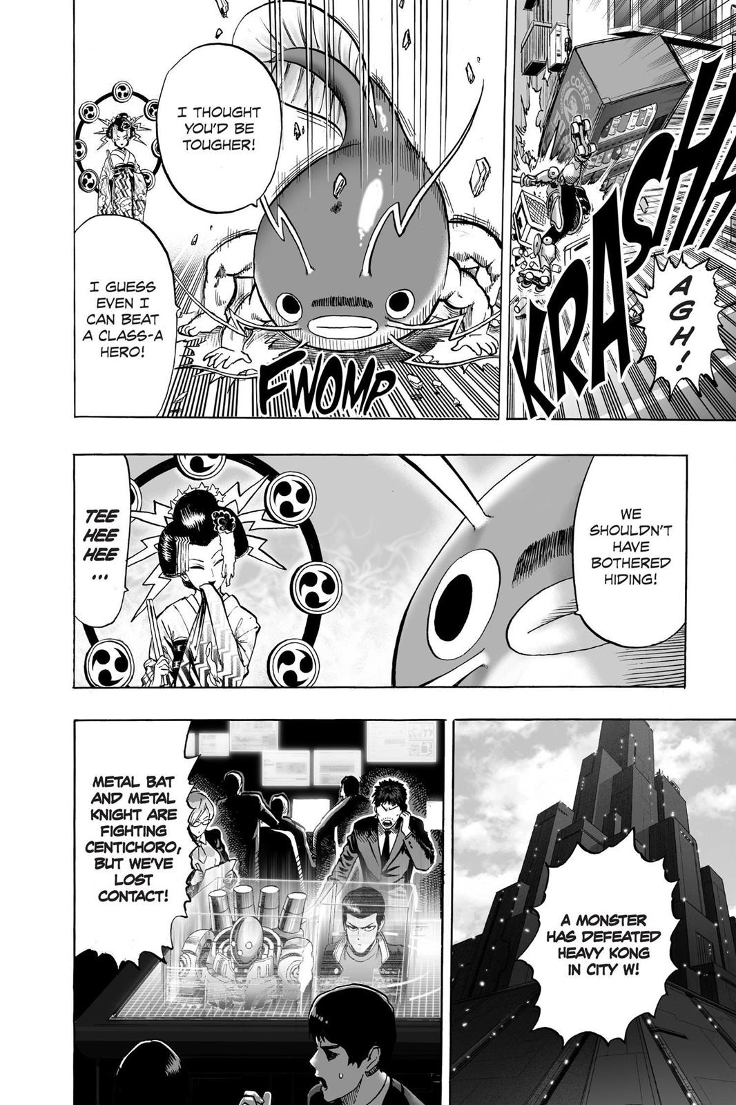 One-Punch Man, Chapter 61 image 021