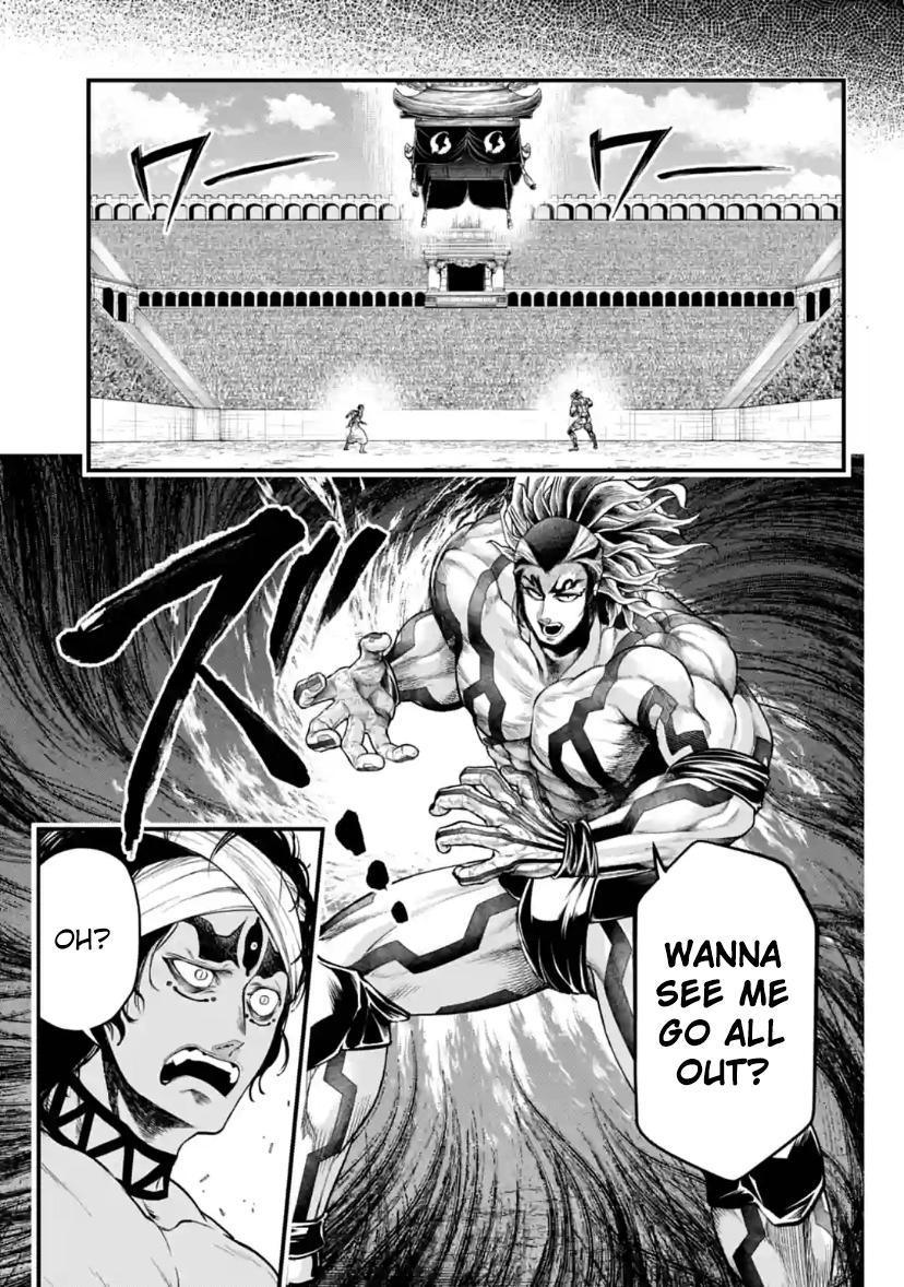 Shuumatsu no Valkyrie, Chapter 33 image 013