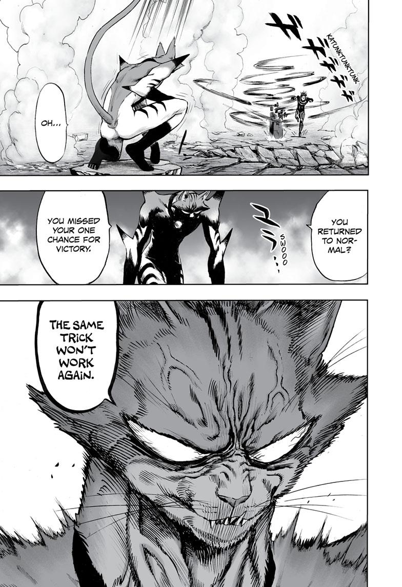 One-Punch Man, Chapter 116 image 014