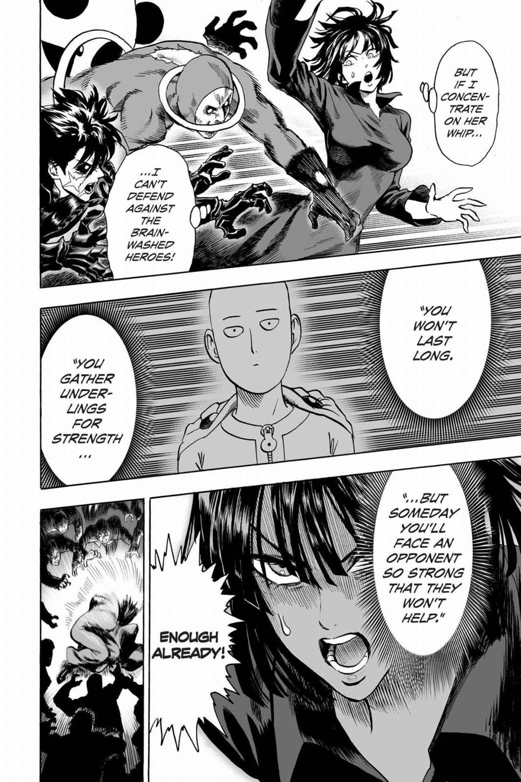 One-Punch Man, Chapter 64 image 031