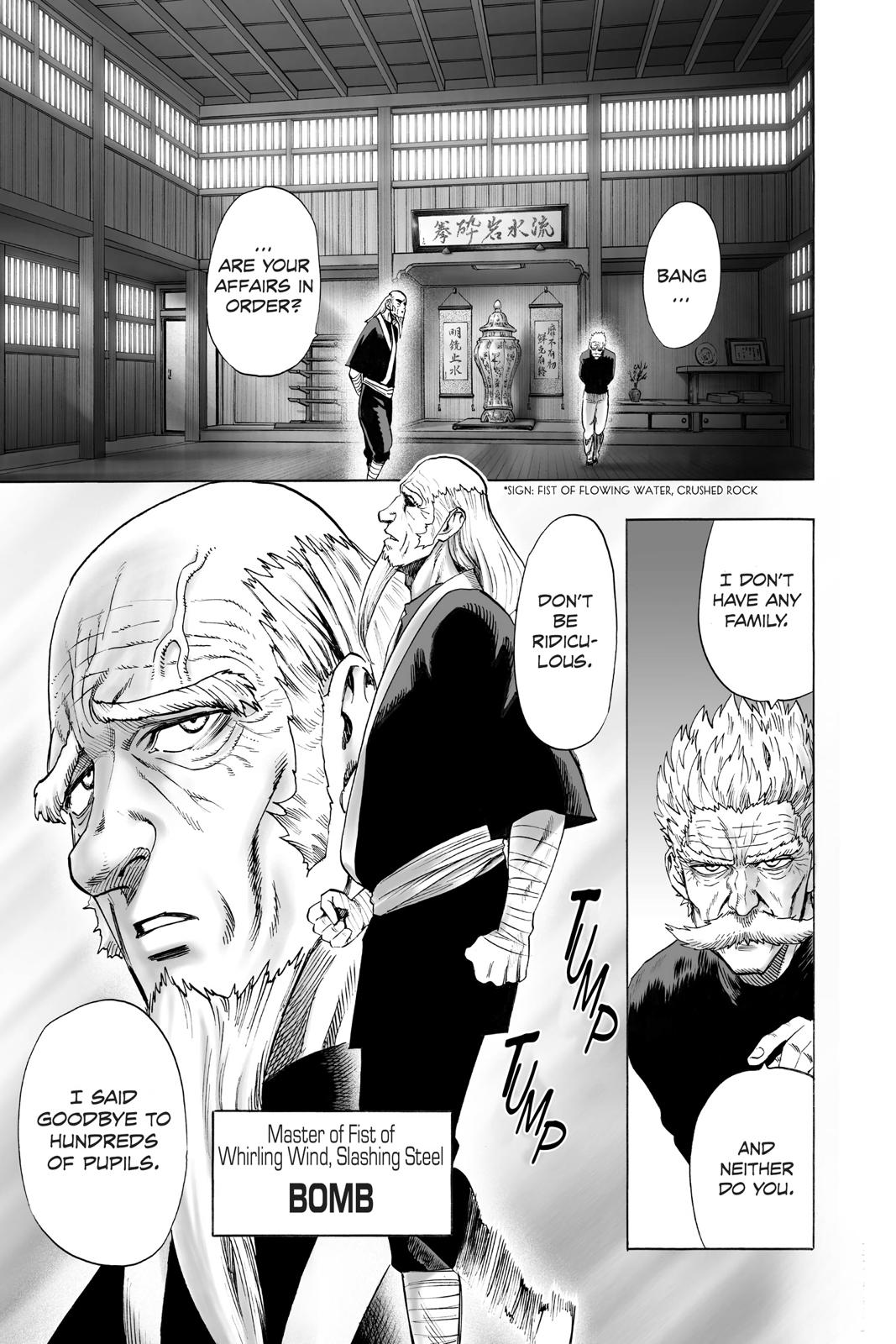 One-Punch Man, Chapter 46 image 020