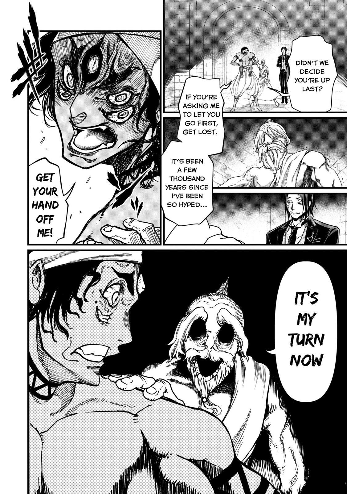 Shuumatsu no Valkyrie, Chapter 8 image 024