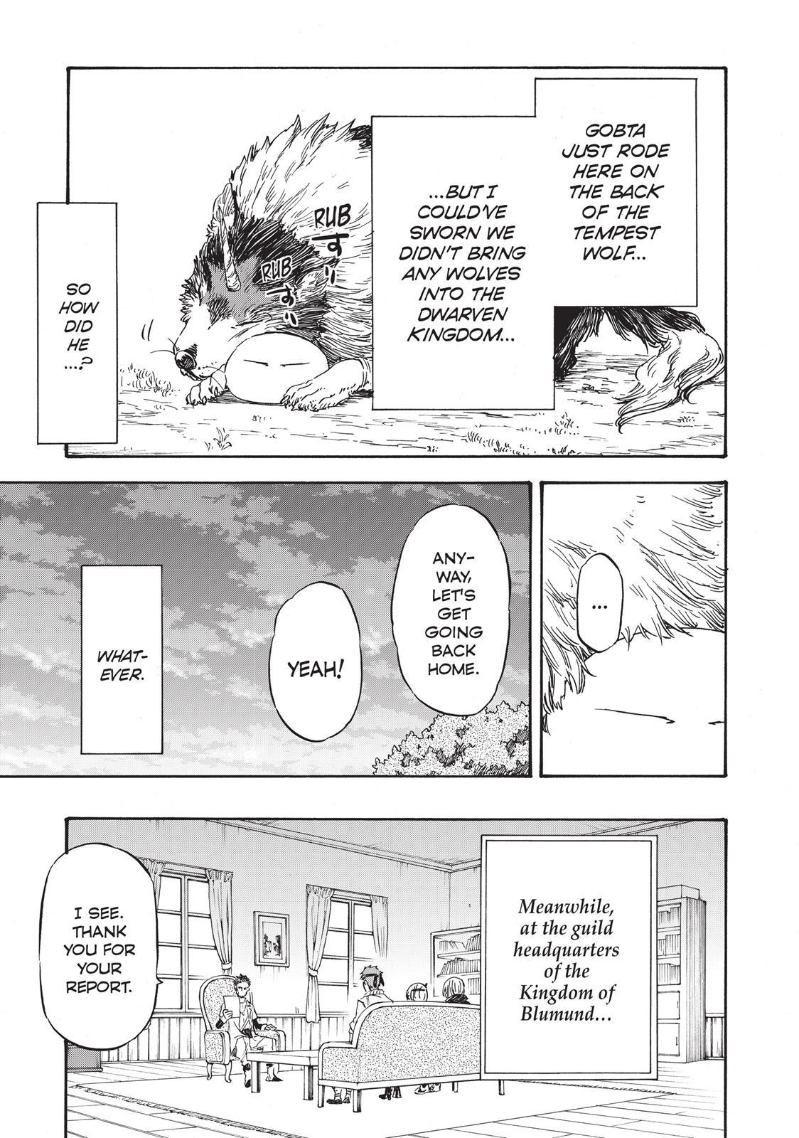 Tensei shitara Slime Datta Ken, Chapter 7 image 029