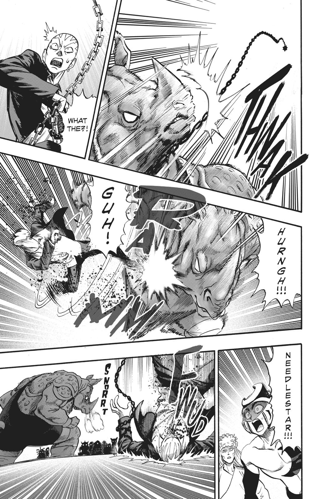 One-Punch Man, Chapter 96 image 096
