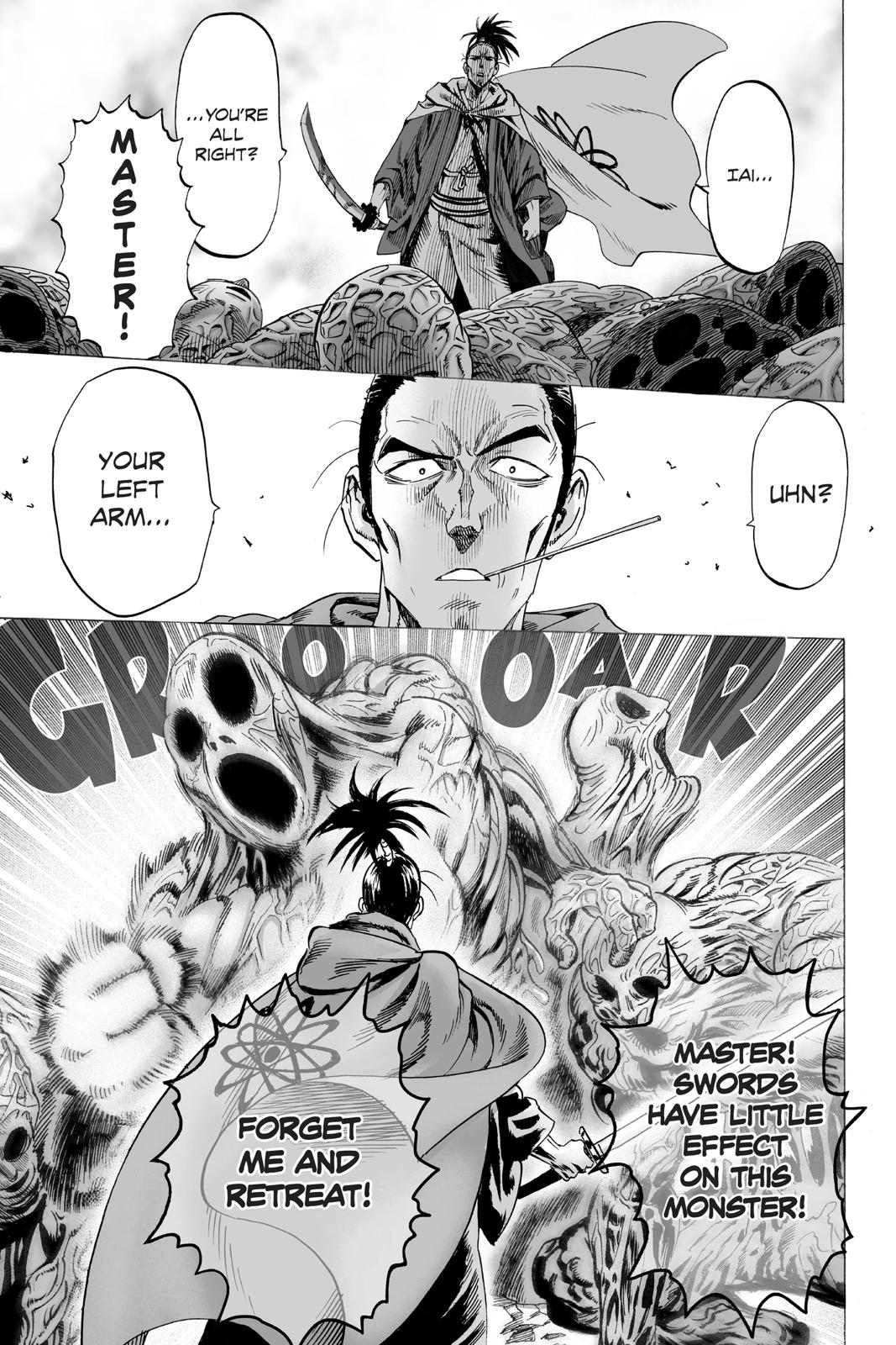 One-Punch Man, Chapter 32 image 030