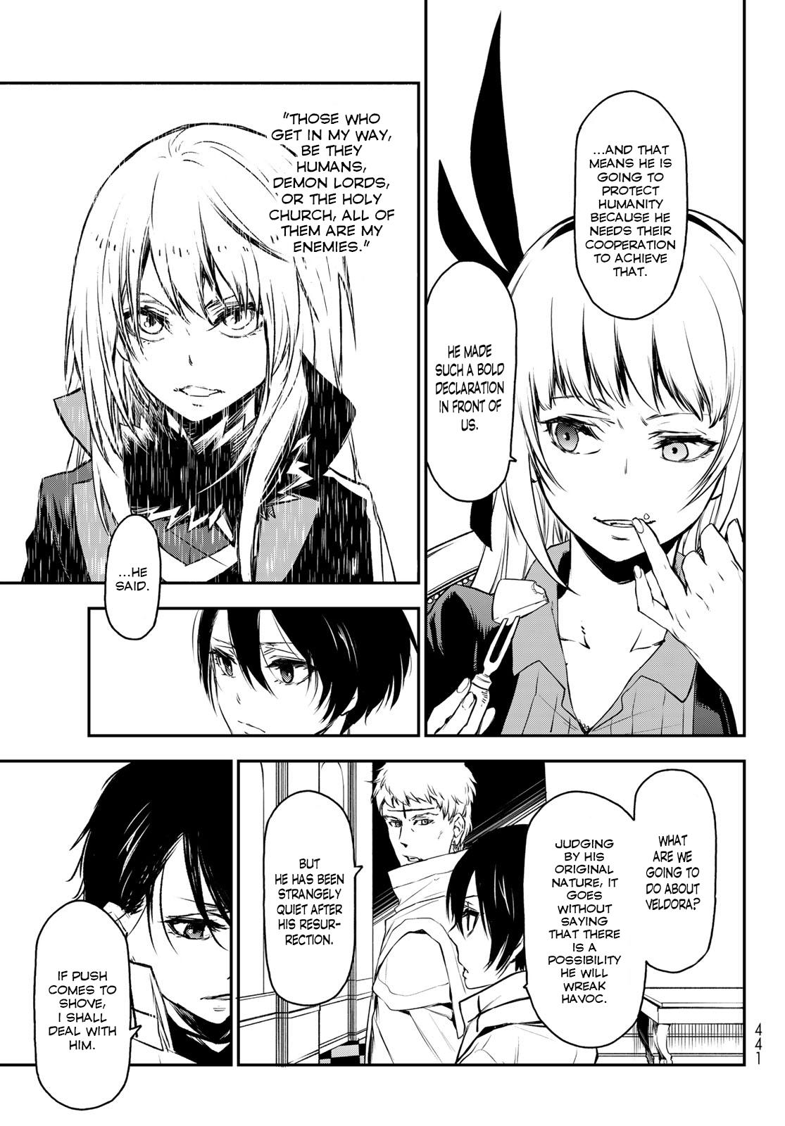 Tensei shitara Slime Datta Ken, Chapter 87 image 31