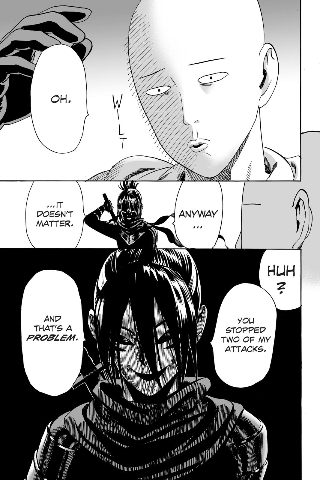 One-Punch Man, Chapter 14 image 017