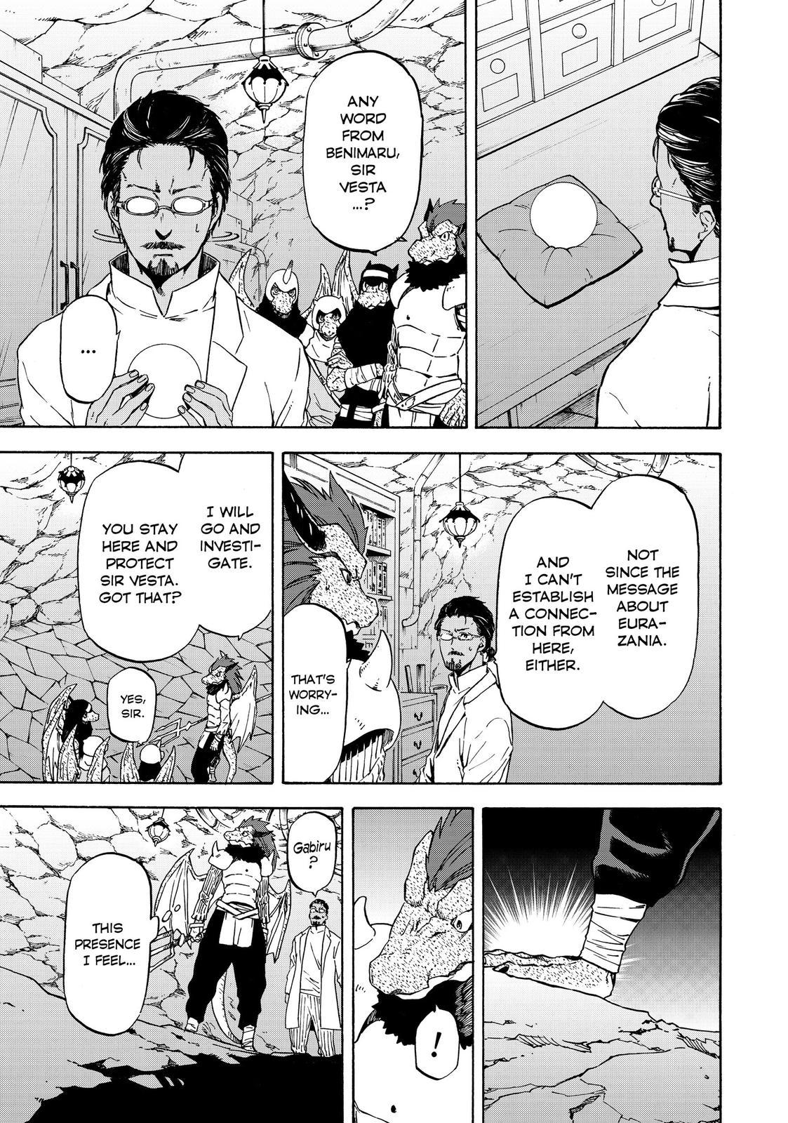 Tensei shitara Slime Datta Ken, Chapter 59 image 005