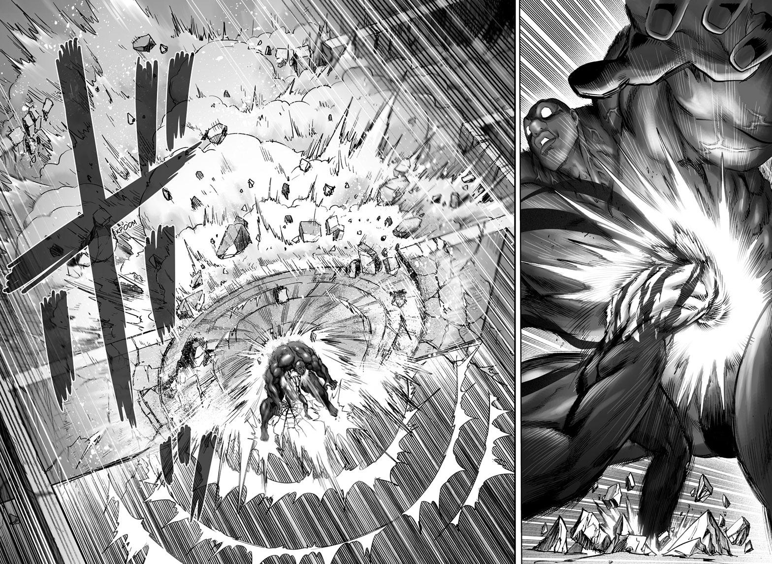 One-Punch Man, Chapter 127 image 004