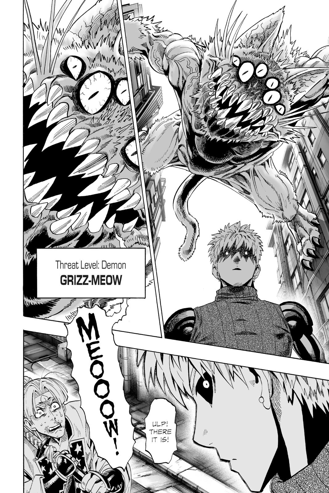 One-Punch Man, Chapter 40.5 image 010