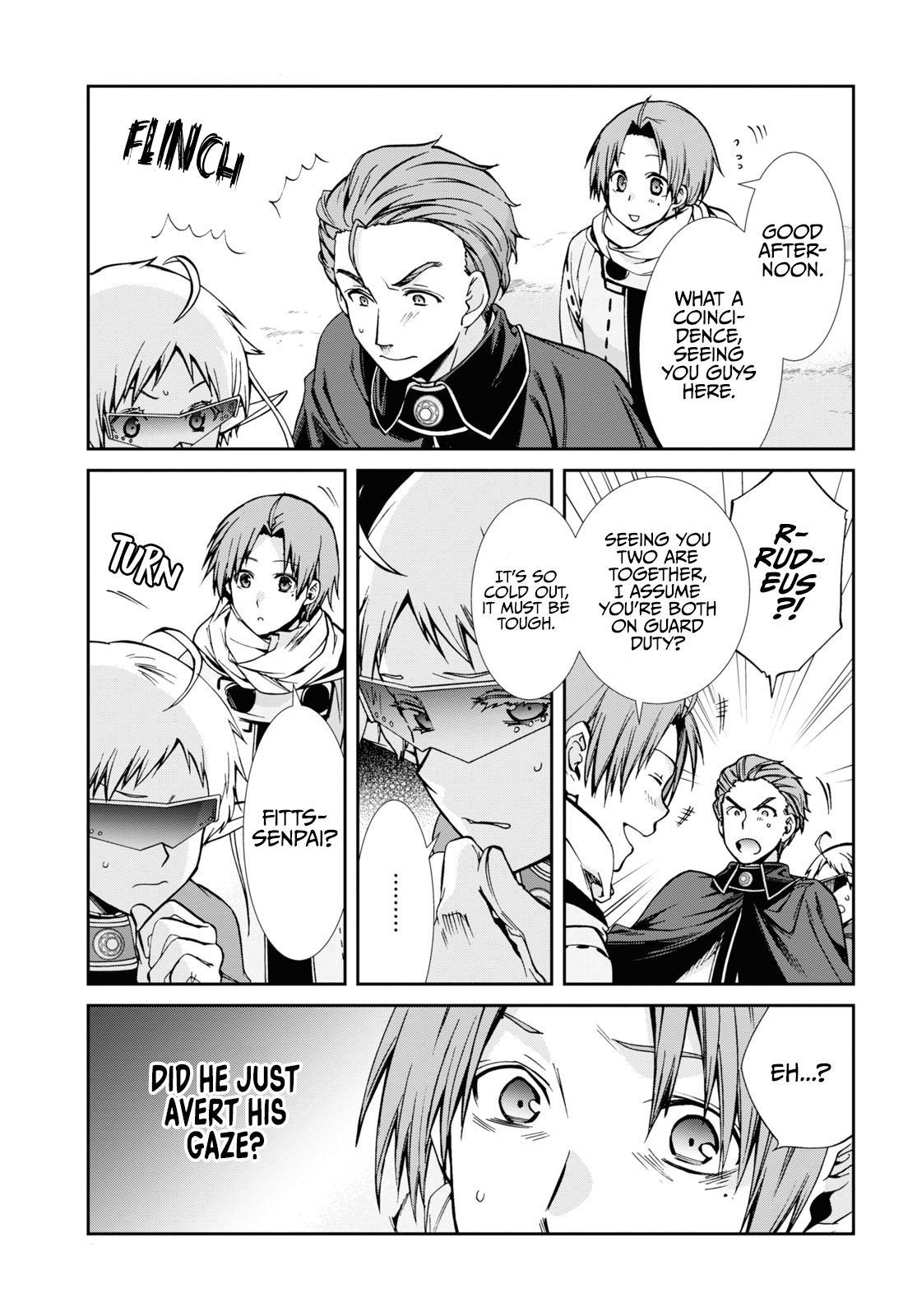 Mushoku Tensei, Chapter 71 image 016
