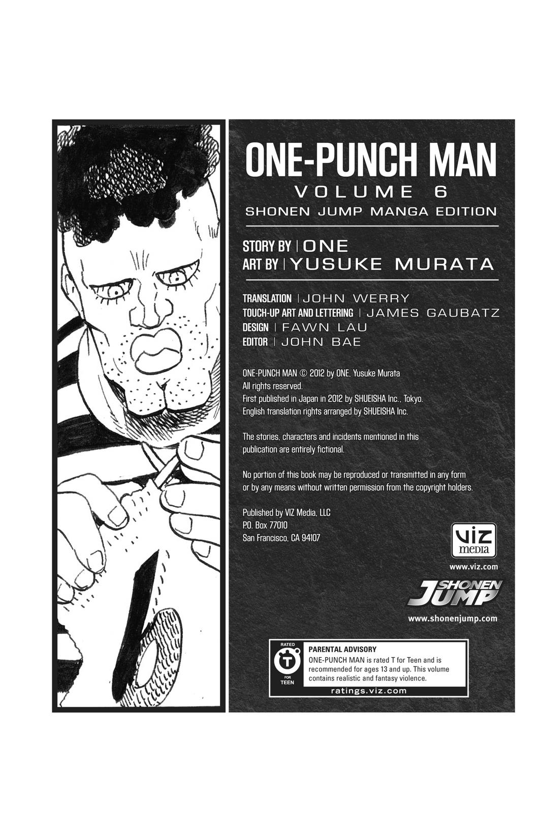 One-Punch Man, Chapter 34.5 image 022