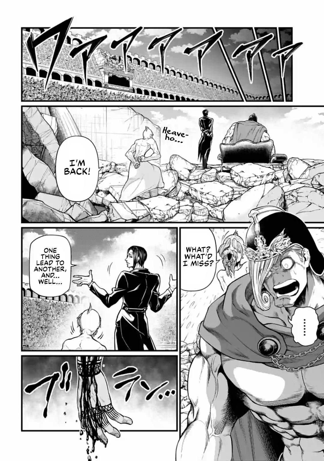 Shuumatsu no Valkyrie, Chapter 34 image 028