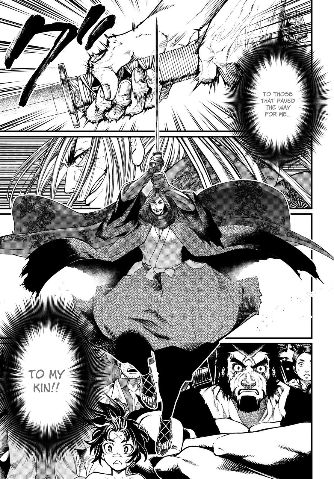 Shuumatsu no Valkyrie, Chapter 17 image 006