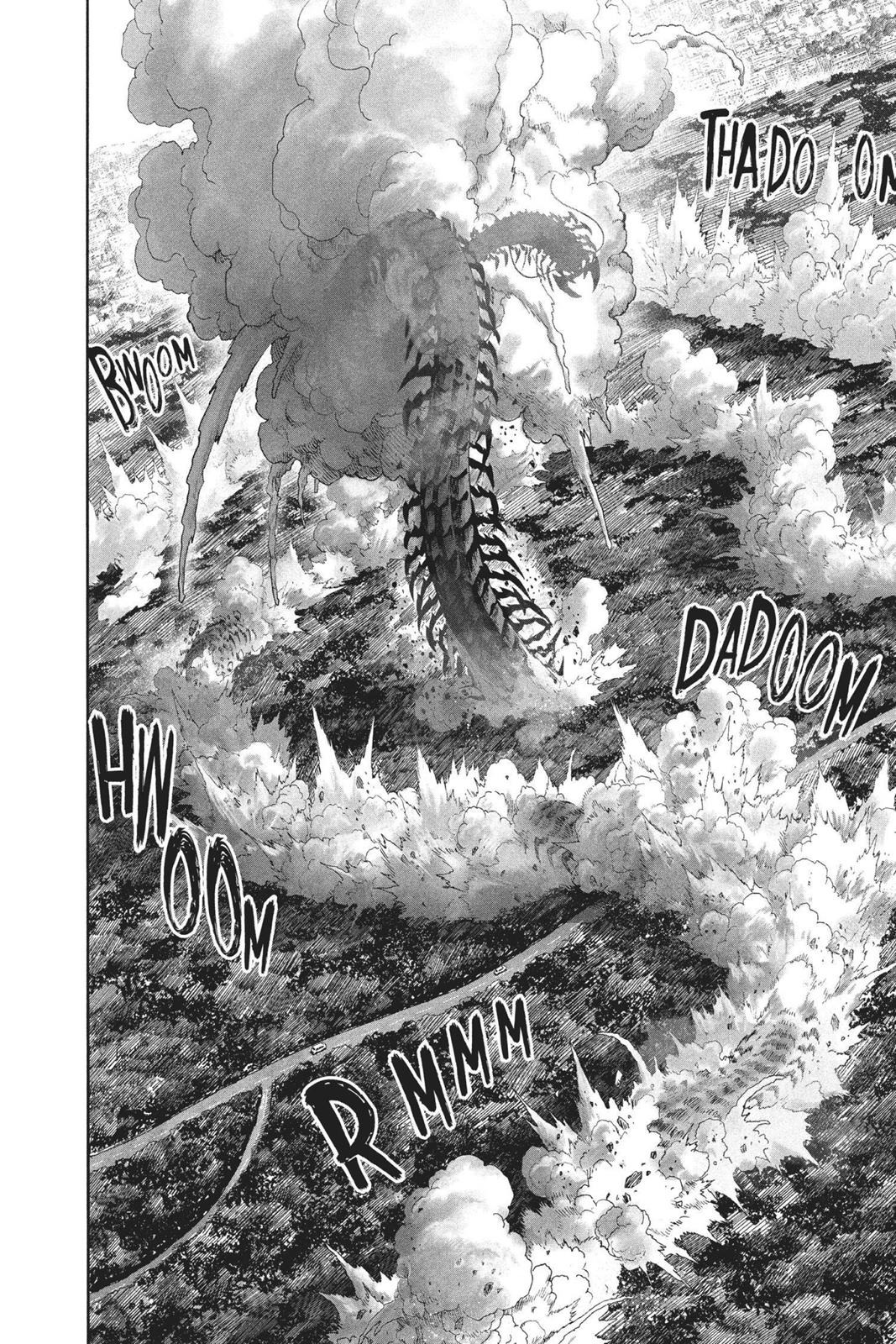 One-Punch Man, Chapter 85 image 034