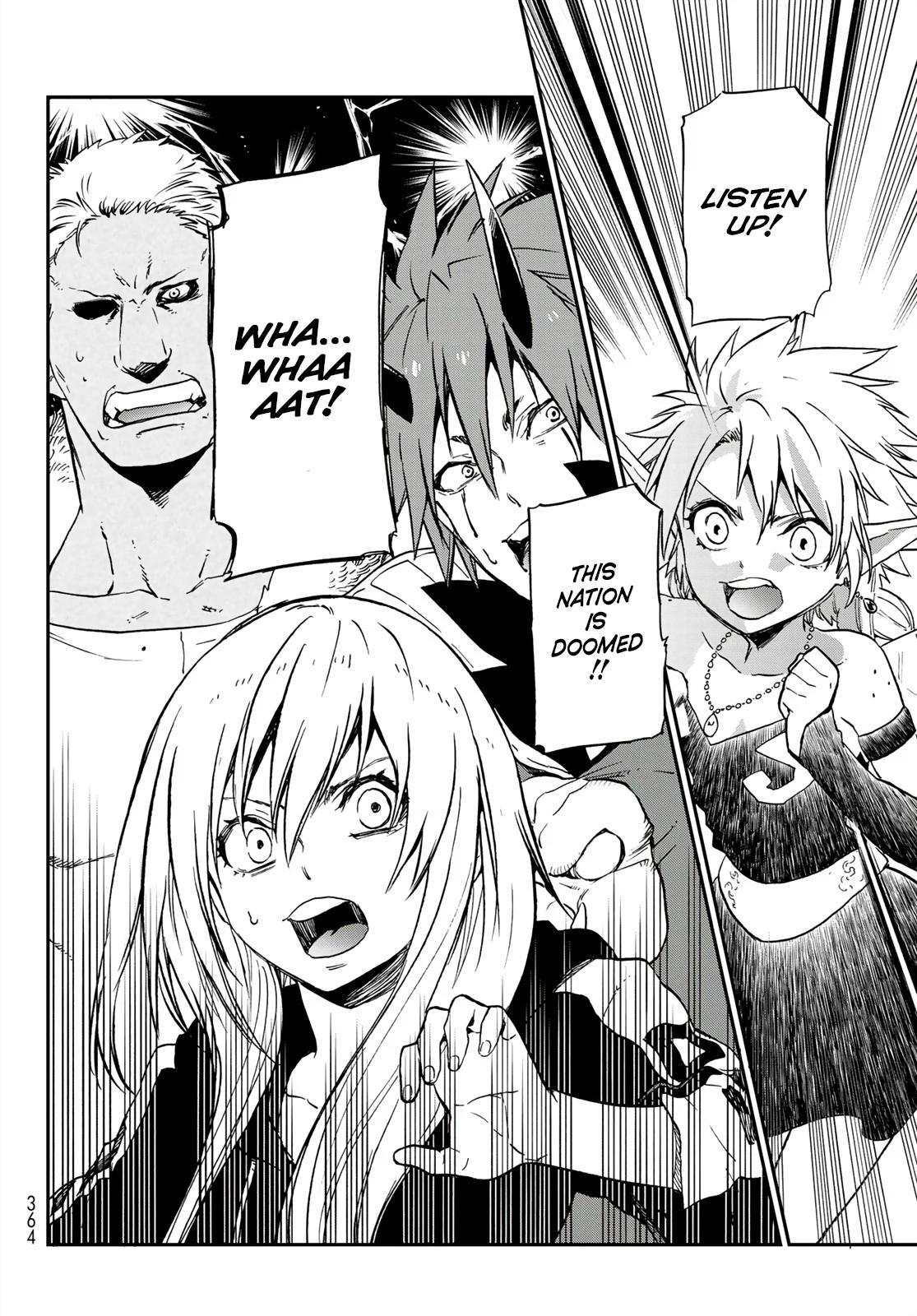 Tensei shitara Slime Datta Ken, Chapter 75 image 016