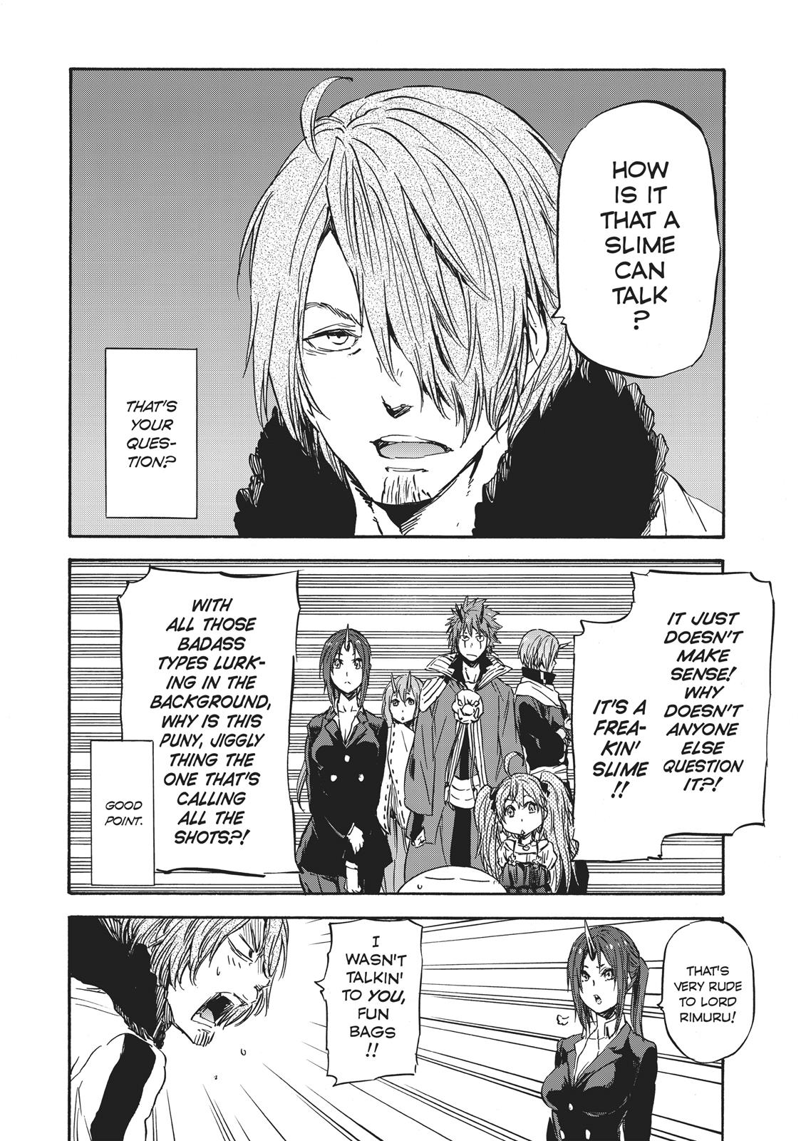 Tensei shitara Slime Datta Ken, Chapter 34 image 036