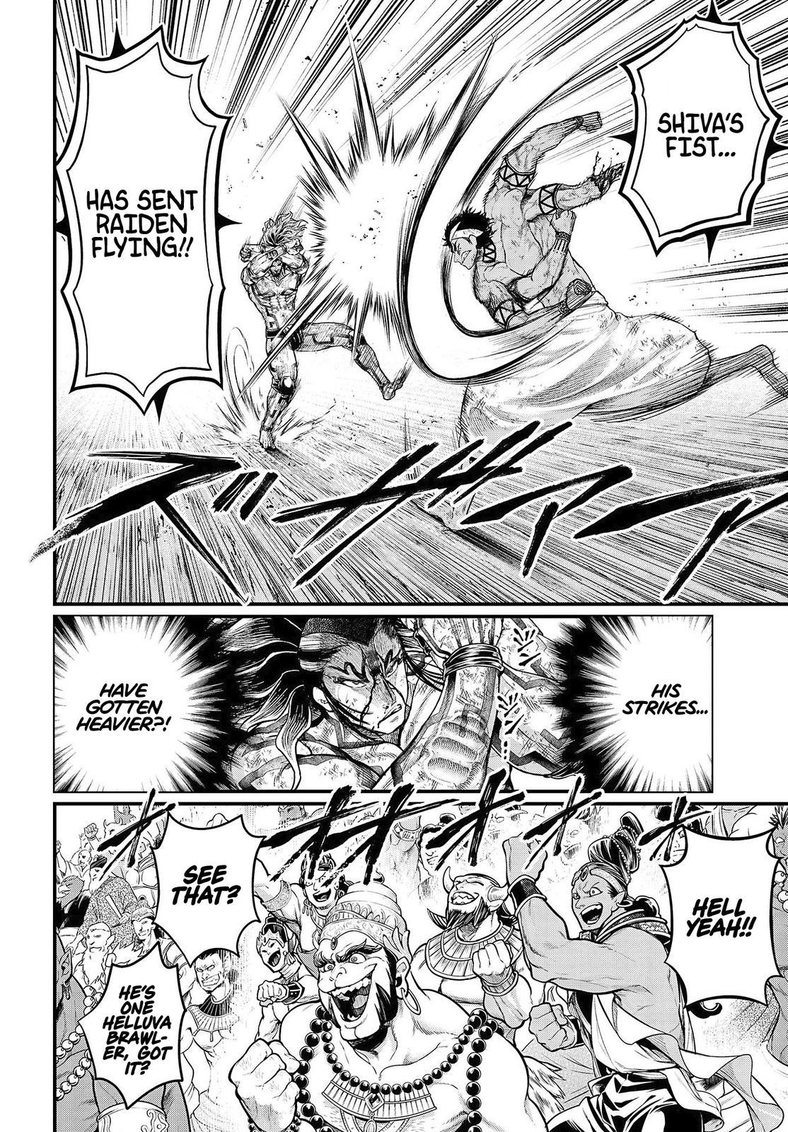 Shuumatsu no Valkyrie, Chapter 36 image 008