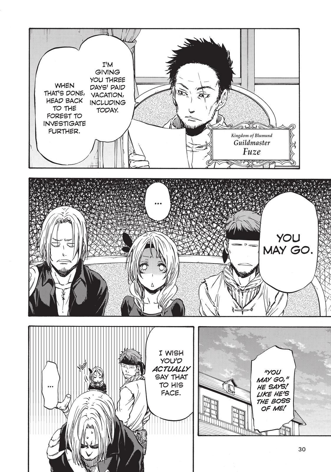 Tensei shitara Slime Datta Ken, Chapter 7 image 030