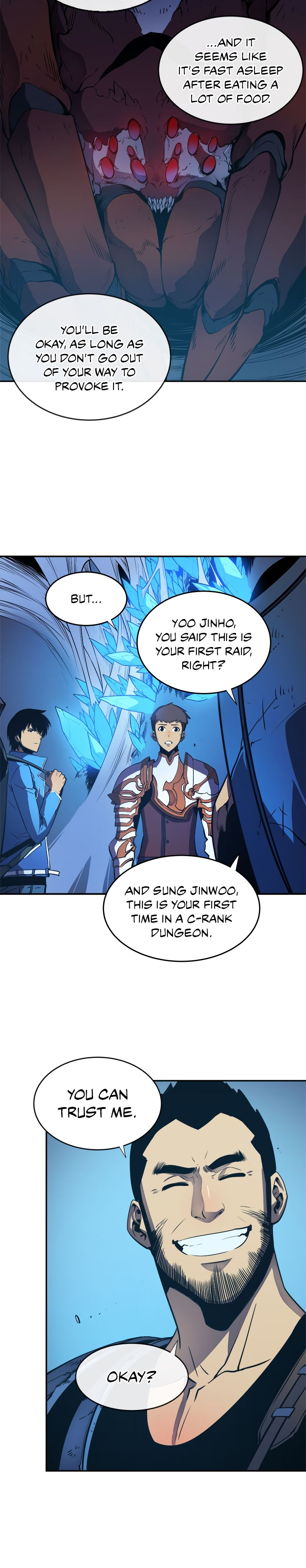 Solo Leveling, Chapter 20 image 019