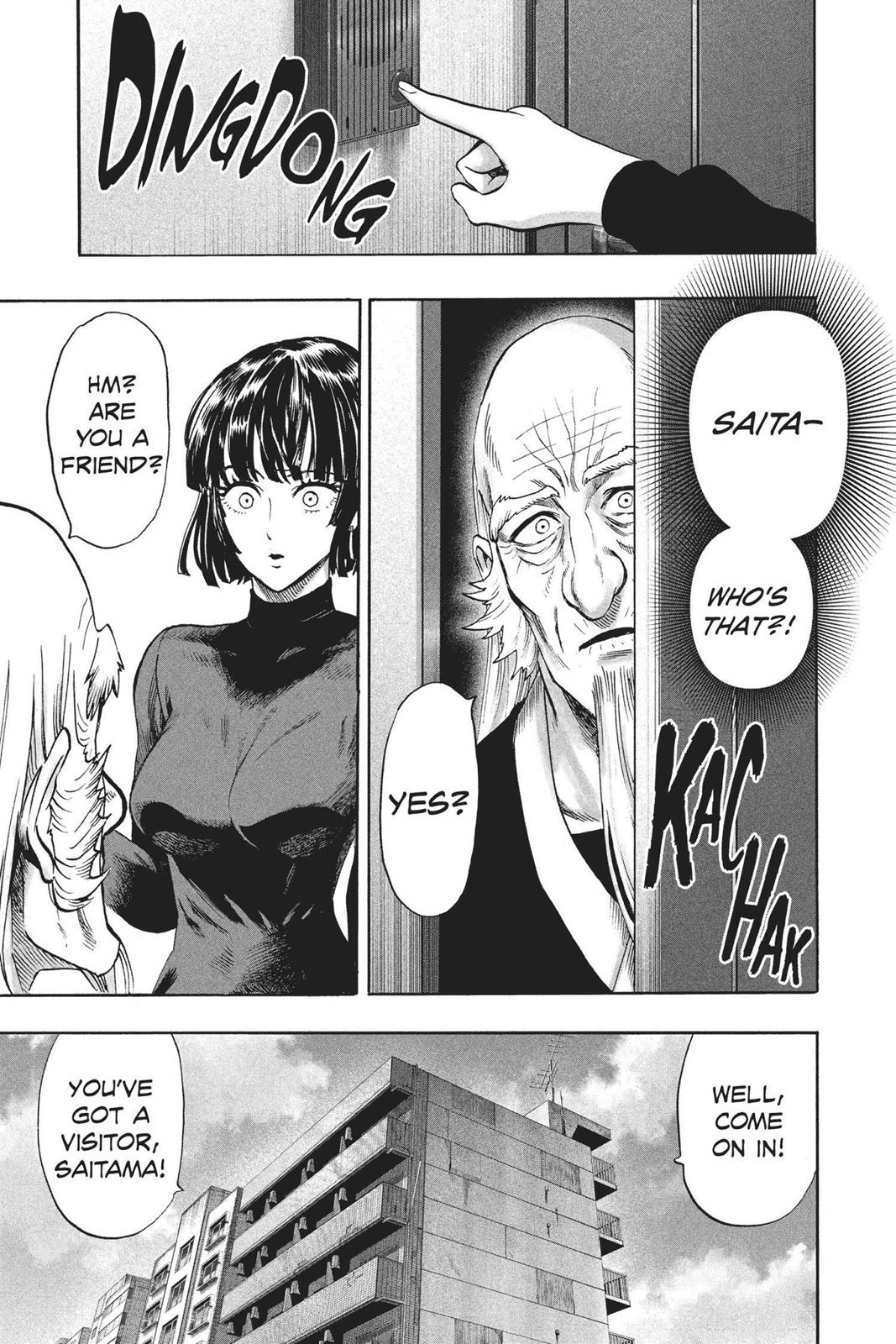 One-Punch Man, Chapter 86 image 029