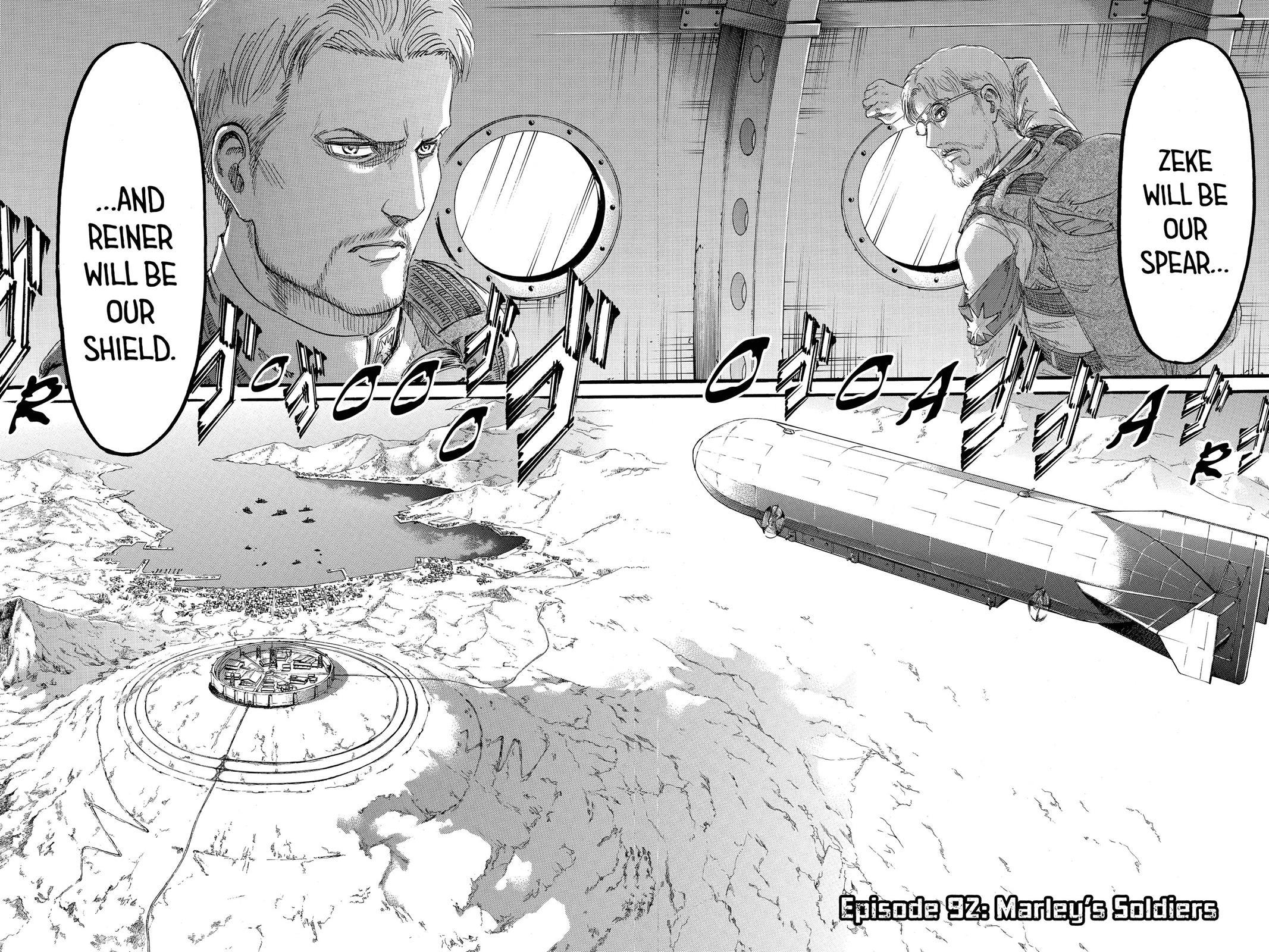 Attack On Titan, Episode 92 image 002