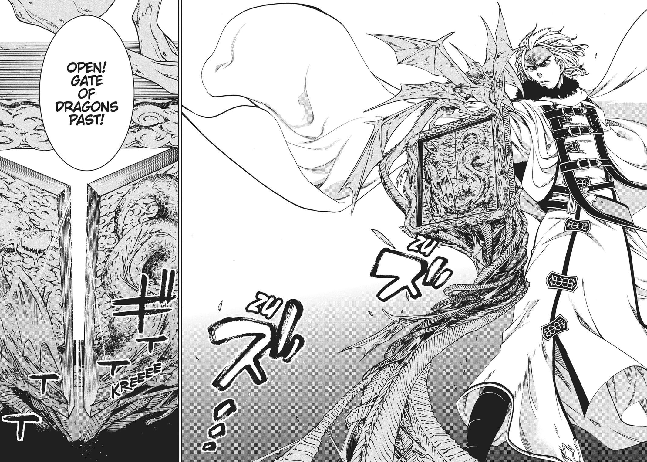 Mushoku Tensei, Chapter 47 image 019