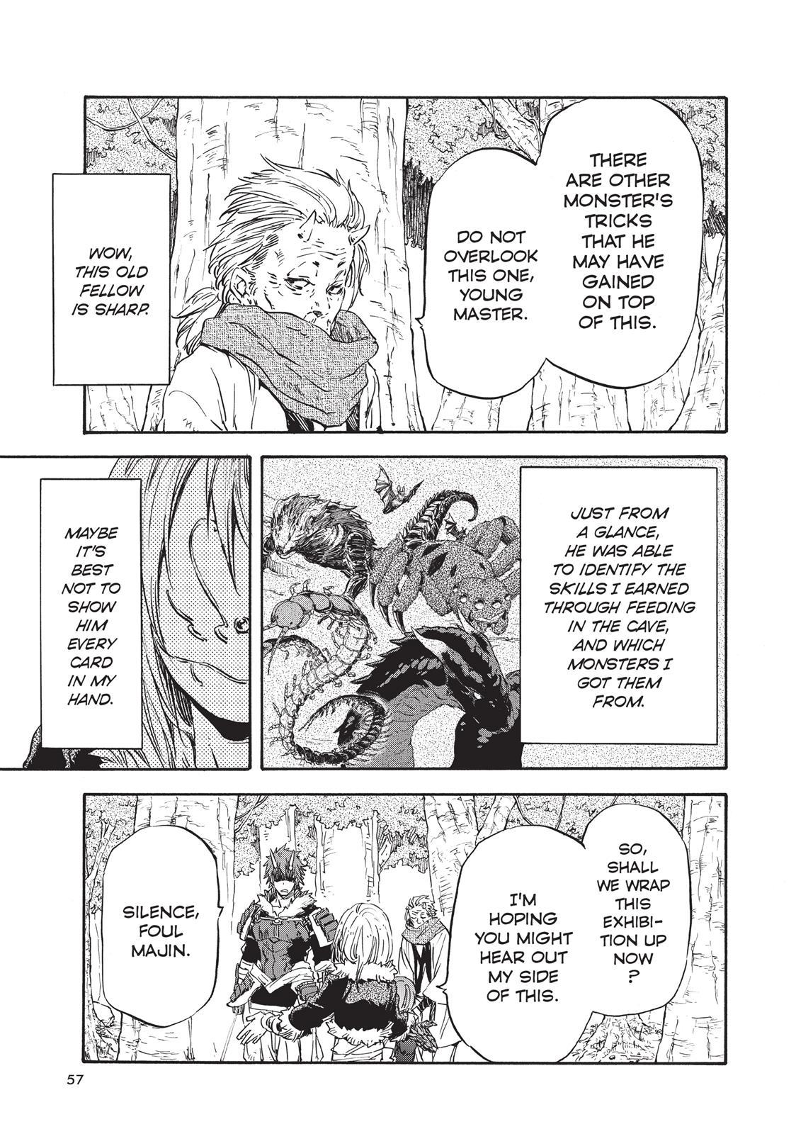 Tensei shitara Slime Datta Ken, Chapter 13 image 019