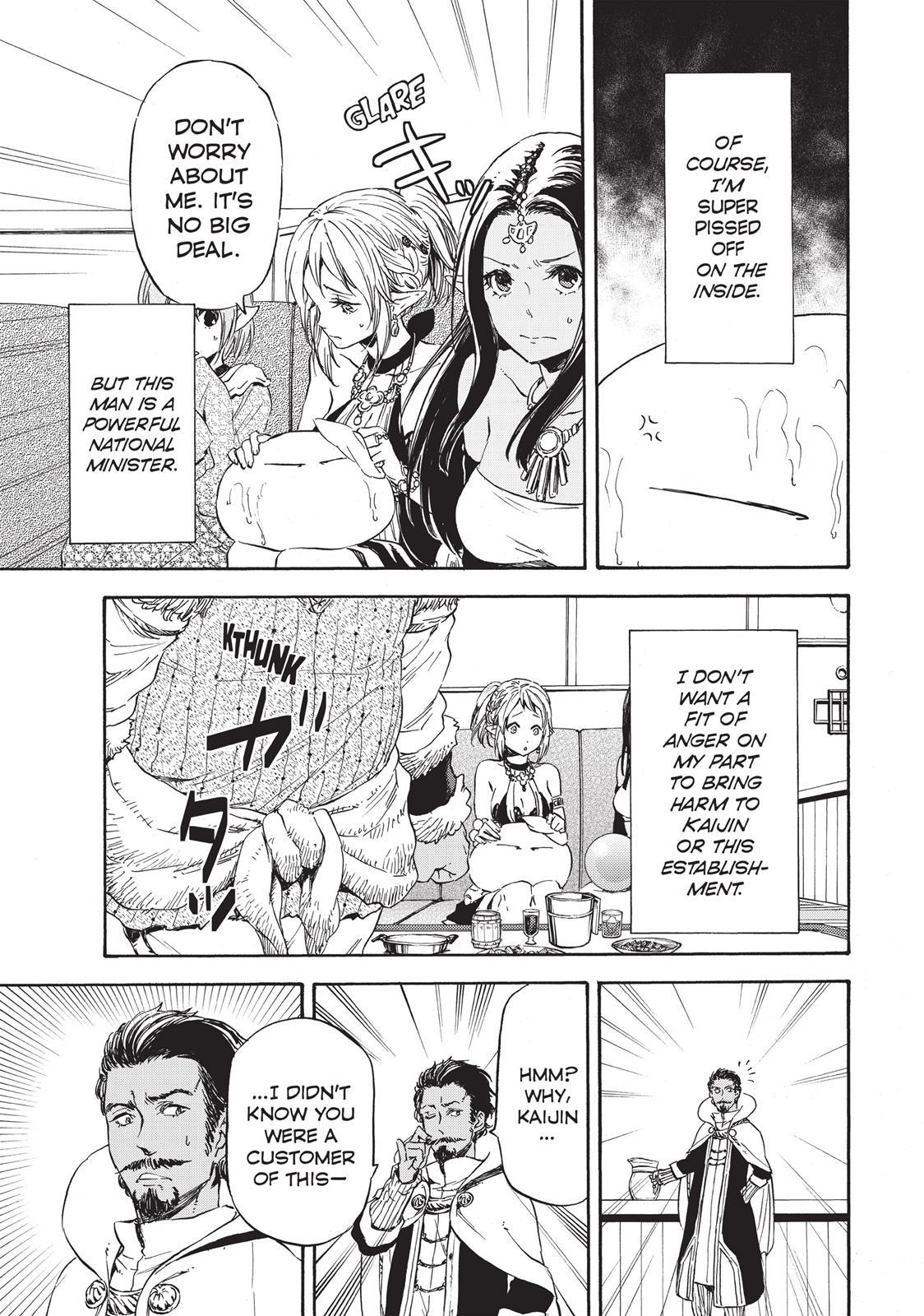 Tensei shitara Slime Datta Ken, Chapter 6 image 018