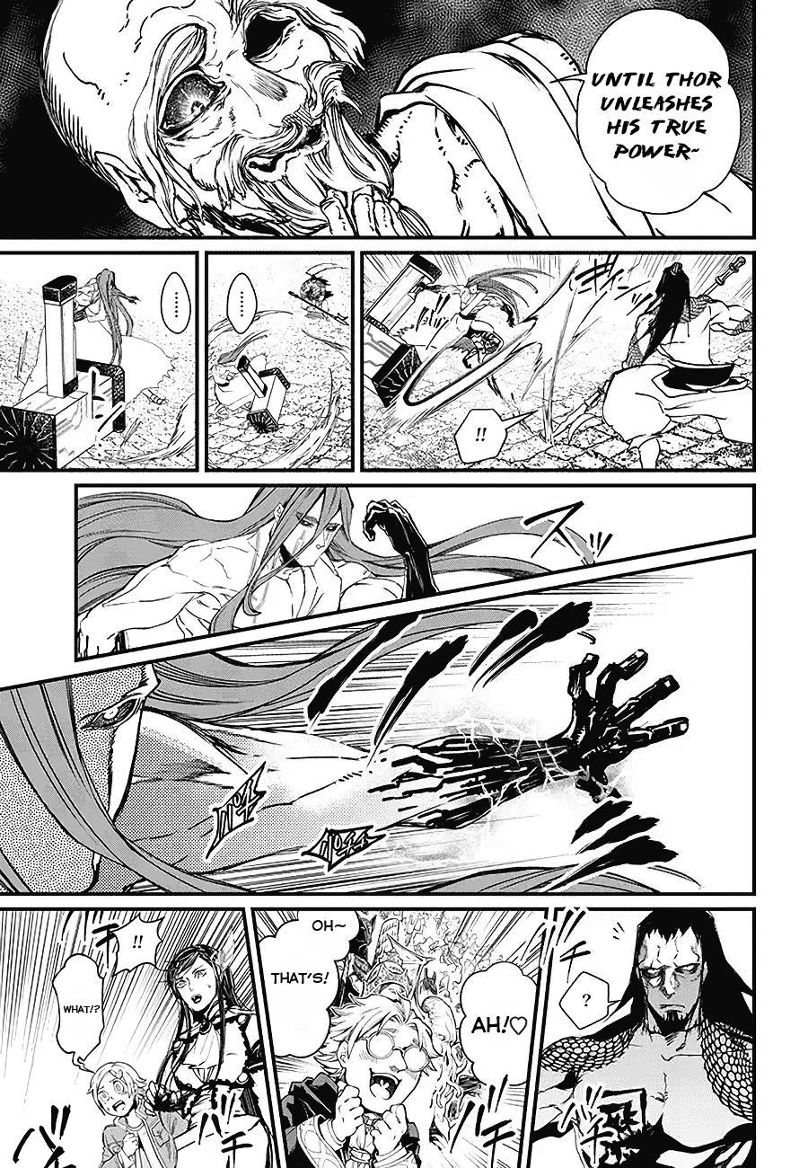 Shuumatsu no Valkyrie, Chapter 2 image 022